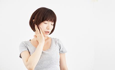 あごの痛み・顎関節症